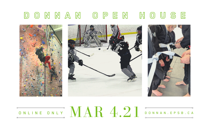 Donnan Open House